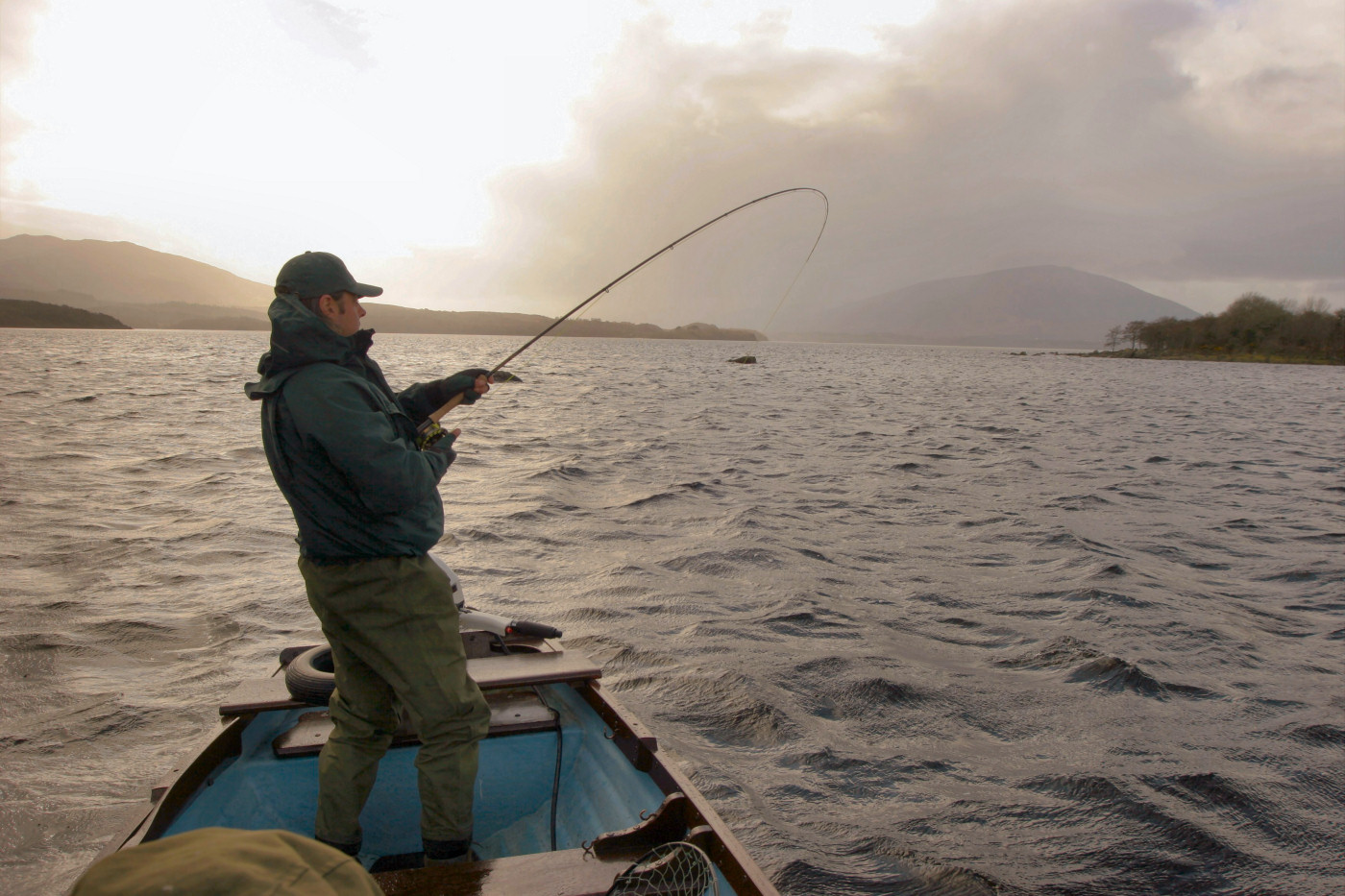 Guiding | Fly Fishing In Ireland